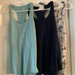 3 tank tops (come as a set)